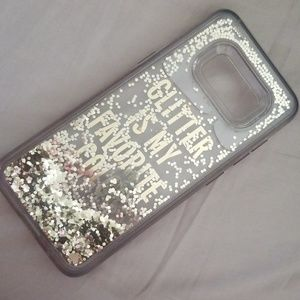 Kate Spade phone case Glalaxy s6 used